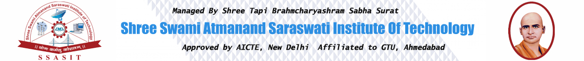 Shree Swami Atmanand Saraswati Institute of Technology