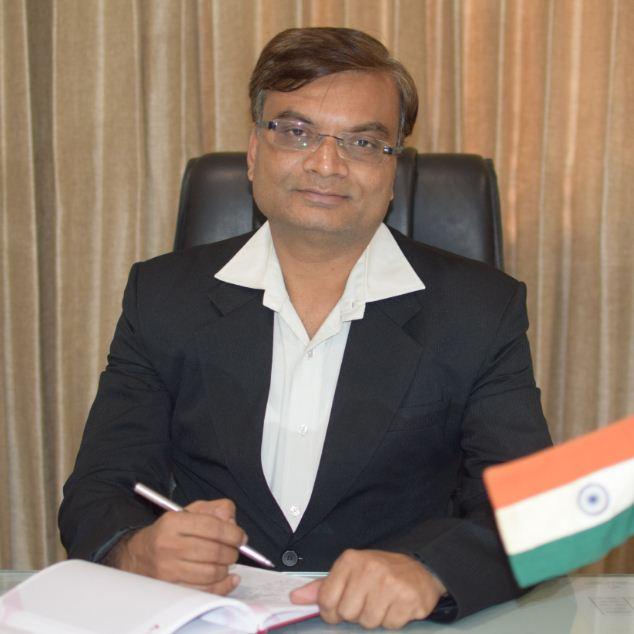 Prof. Jignesh G. Vaghasia